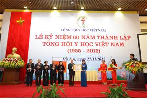 Lễ kỷ niệm 60 năm thành lập THYHVN