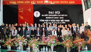 Đại hội đại biểu toàn quốc lần thứ XIV nhiệm kỳ 2006-2010