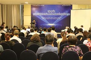 Tập huấn Quản lý và ứng xử truyền thông về sự cố y khoa