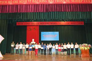 Tập huấn Truyền thông và giáo dục y đức, y nghiệp tại tỉnh Bắc Giang