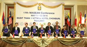 Hội nghị MASEAN lần thứ 17 tại Thái Lan