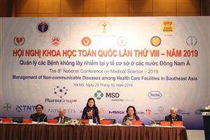 Hội nghị khoa học toàn quốc lần thứ VIII của Tổng hội Y học Việt Nam