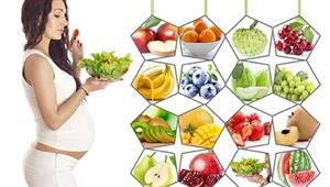 Dinh dưỡng cho bà bầu bị nghén nặng