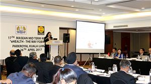 THYHVN dự Hội nghị Hội Y học các nước ĐNÁ