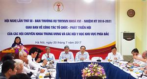 Hội nghị Ban Thường vụ lần thứ 3 nhiệm kỳ XVI