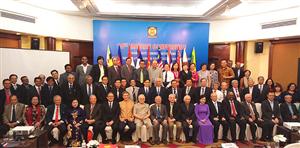 Hội nghị Hội Y học các nước Đông Nam Á 18