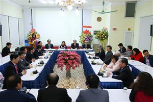 Chủ tịch UBTUMTTQ Việt Nam Trần Thanh Mẫn: Lan tỏa giá trị tốt đẹp của người thầy thuốc Việt Nam