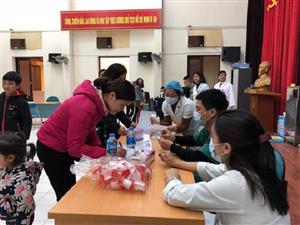 209 trẻ Bắc Ninh nhiễm sán lợn, lên lịch khám, xét nghiệm thuận lợi cho người dân