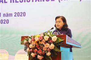 """Hội nghị khoa học toàn quốc lần thứ IX năm 2020 với chủ đề """"Phòng chống kháng kháng sinh"""""""